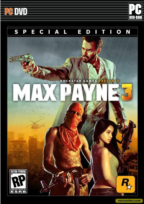 Max Payne 3 - PC - NTSC-U (North America)
