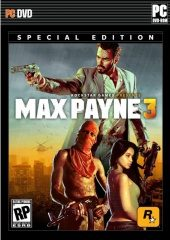 Box shot of Max Payne 3 [North America]