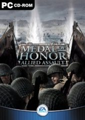 Box shot of Medal of Honor: Allied Assault [North America]