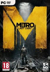 Box shot of Metro: Last Light [Europe]