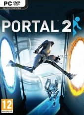 Box shot of Portal 2 [Europe]