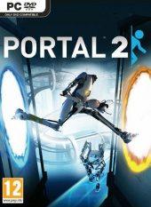 Box shot of Portal 2 [Europe]
