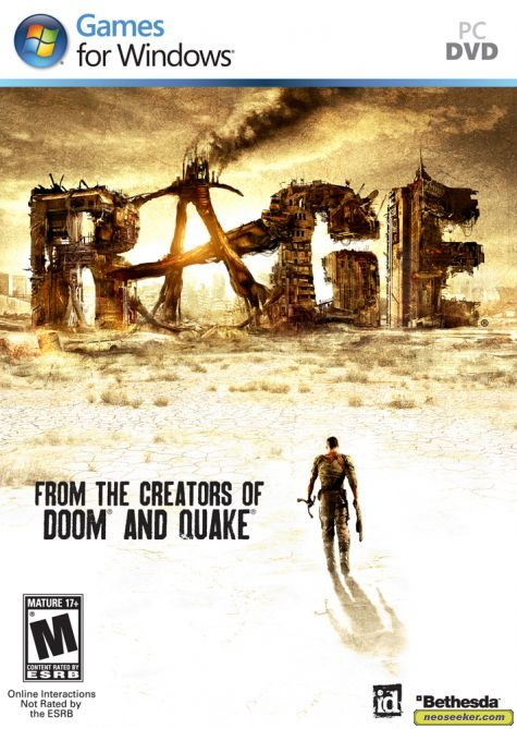 RAGE - PC - NTSC-U (North America)
