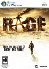 Box shot of RAGE [North America]