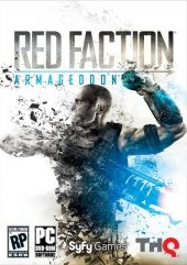 Box shot of Red Faction: Armageddon [North America]