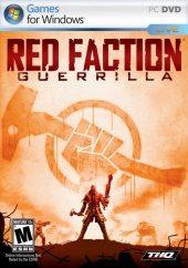Box shot of Red Faction: Guerrilla [North America]