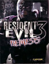Box shot of Resident Evil 3: Nemesis [North America]