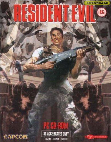 Resident Evil - PC - PAL (Europe)