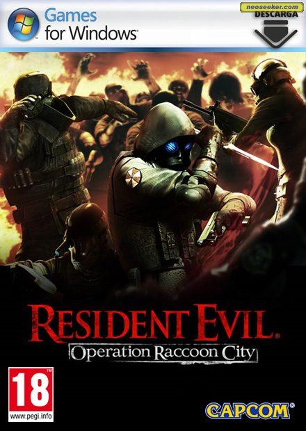 Resident Evil: Operation Raccoon City - PC - PAL (Europe)