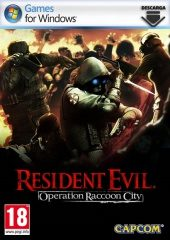 Box shot of Resident Evil: Operation Raccoon City [Europe]