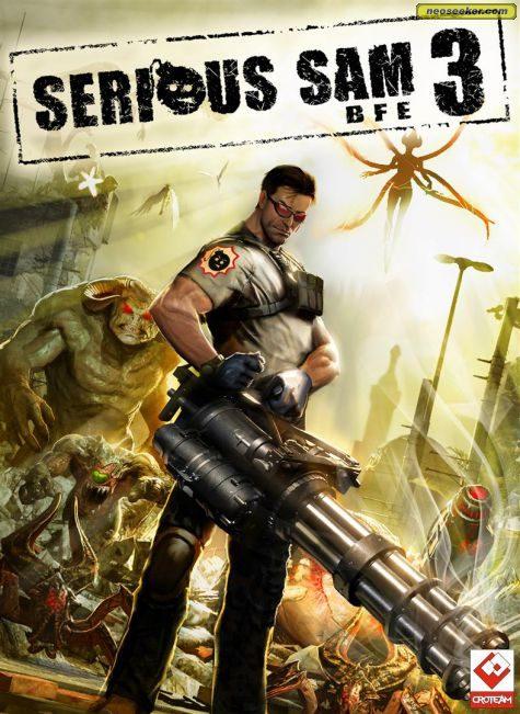 Serious Sam 3: BFE - PC - NTSC-U (North America)