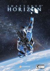Shattered Horizon (North America Boxshot)