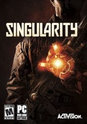 Box shot of Singularity [North America]