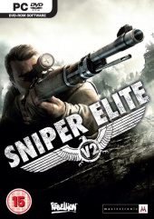 Box shot of Sniper Elite V2 [Europe]
