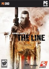Box shot of Spec Ops: The Line [North America]
