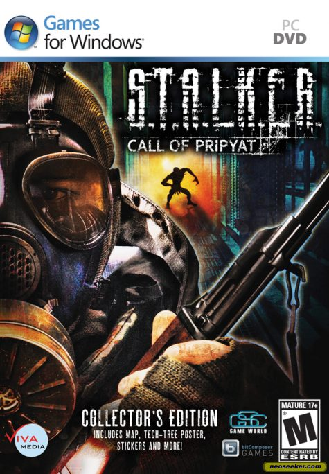 S.T.A.L.K.E.R.: Call of Pripyat - PC - NTSC-U (North America)