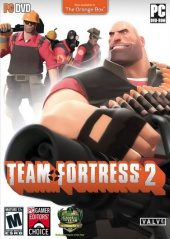 Box shot of Team Fortress 2 [North America]