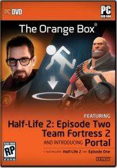 The Orange Box (North America Boxshot)