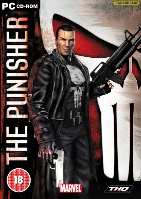 The Punisher - PC - PAL (Europe)