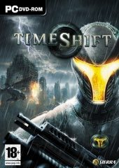 Box shot of TimeShift [Europe]
