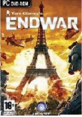 Box shot of Tom Clancy's EndWar [Australia]