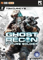 Box shot of Tom Clancy's Ghost Recon: Future Soldier [North America]