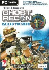 Box shot of Tom Clancy's Ghost Recon: Island Thunder [Europe]