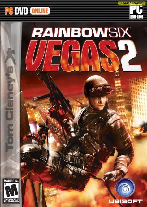 Tom Clancy's Rainbow Six Vegas 2 - PC - NTSC-U (North America)