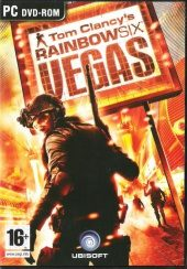 Box shot of Tom Clancy's Rainbow Six: Vegas [Europe]
