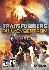 Box shot of Transformers: Fall of Cybertron [North America]