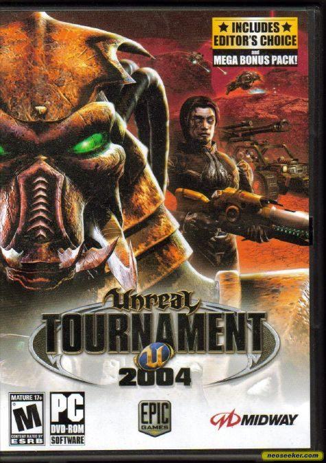 Unreal Tournament 2004 - PC - NTSC-U (North America)