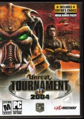 Box shot of Unreal Tournament 2004 [North America]