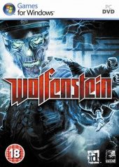 Box shot of Wolfenstein [Europe]