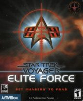 Star Trek Voyager: Elite Force (North America Boxshot)