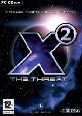 Box shot of X2: The Threat [Europe]