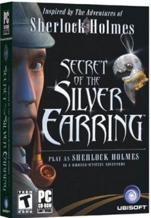 Adventures of Sherlock Holmes: Secret of the Silver Earring - PC - NTSC-U (North America)