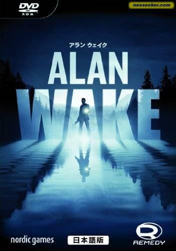 Alan Wake - PC - NTSC-J (Japan)