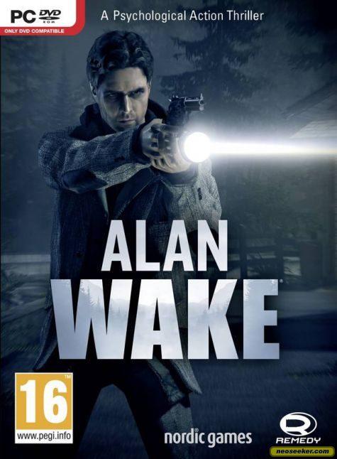 Alan Wake - PC - PAL (Europe)