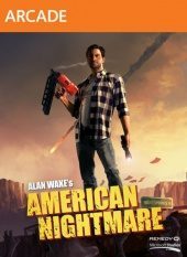 Alan Wake's American Nightmare (North America Boxshot)