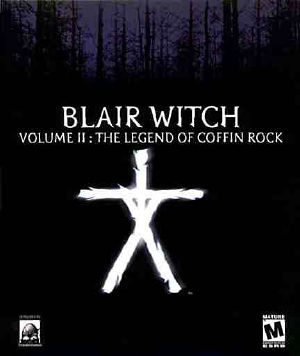 Blair Witch Volume 2: The Legend of Coffin Rock - PC - NTSC-U (North America)