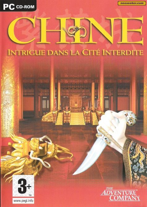 China: The Forbidden City - PC - PAL (Europe)