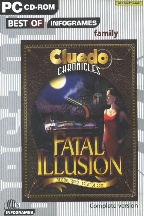 Clue Chronicles: Fatal Illusion - PC - PAL (Europe)
