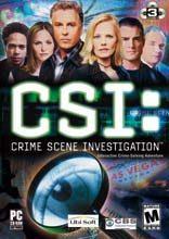 CSI: Crime Scene Investigation - PC - NTSC-U (North America)