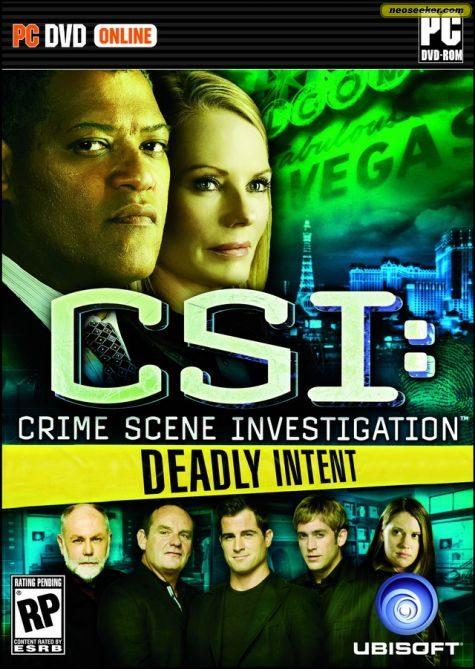 CSI: Deadly Intent  - PC - NTSC-U (North America)