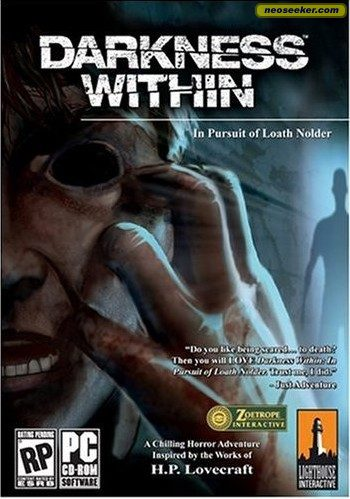 Darkness Within: In Pursuit of Loath Nolder - PC - NTSC-U (North America)