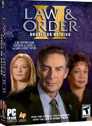 Law & Order II: Double or Nothing - PC - NTSC-U (North America)