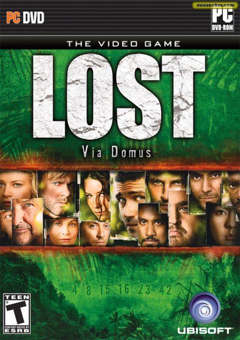 Lost: Via Domus - PC - NTSC-U (North America)