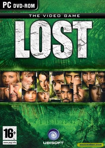 Lost: Via Domus - PC - PAL (Europe)