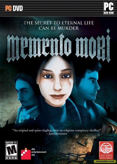 Memento Mori - PC - NTSC-U (North America)