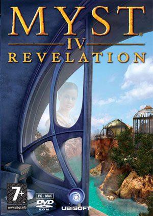 Myst IV: Revelation - PC - PAL (Europe)